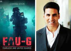 FAU-G: Days after PUBG ban, Akshay Kumar announces new mobile action game