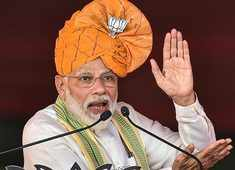 Soldiers lost lives because of Congress' love for 'Article 370': PM Modi in Ballabhgarh