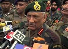 Army Chief Rawat dismisses Pak PM Imran Khan's statement on Pulwama attack