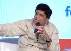 Govt's report card before India: Piyush Goyal at ETGBS 2019