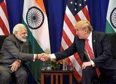 PM Modi talks to US President Trump on phone, raises Imran Khan's provocative remarks