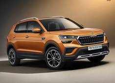 Skoda unveils its all new SUV Kushaq which would take on Hyundai Creta and Kia Seltos