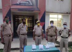 J-K: Narco-terror module busted in Poonch; 1.5 kg heroin seized