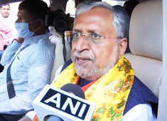 Rahul Gandhi won't be benefitted by politics of instigating one state against other: Sushil Kumar Modi