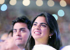 Ambani siblings Akash and Isha listed by Fortune in the coveted 40 under 40 list