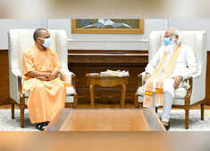 Yogi Adityanath meets PM Modi in Delhi amid speculations of UP Cabinet expansion