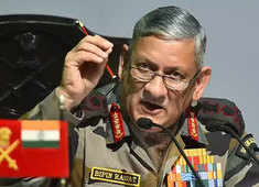 China capable of launching cyber attacks against India: General Bipin Rawat