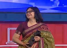 ET Startup Awards 2018: FreshMenu's Rashmi Daga bags ET-Facebook Woman Ahead award