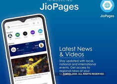 JioPages: Reliance Jio unveils 'Made-in-India' mobile browser which supports 8 Indian languages