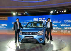 Maruti Suzuki launches new WagonR at Rs 4.19 lakh