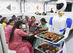 'Robot Restaurant' comes to Bengaluru