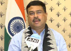 Fuel prices could go down once international markets stabilise: Dharmendra Pradhan
