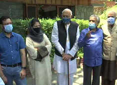 Gupkar Alliance meet concludes; may raise demand for Art 370 restoration with PM on June 24