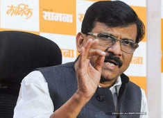 Shiv Sena, NCP will think together about future: Raut on Congress going solo in Maha polls