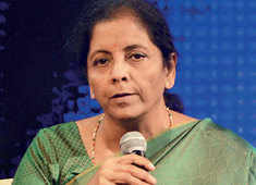Treatment protocol during Covid second wave was dynamic; medicine production was happening but with a lag: Nirmala Sitharaman