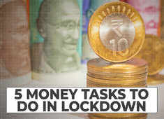 Have extra time in the covid lockdown? Here are 5 ways to spring clean money matters