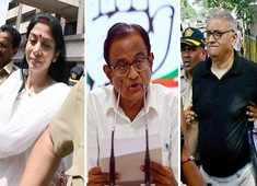 Chidambaram arrest: CBI, ED bank on Indrani and Peter Mukerjea's claims