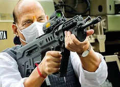 ASEAN Defence Ministers' Meet: Need to address threats of bio-terrorism, says Rajnath Singh
