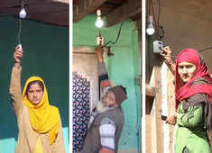 J&K: Ganouri-Tanta village of Doda District receives electricity for the first time