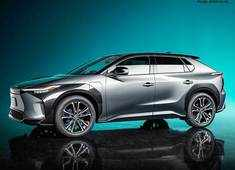 Meet Toyota's new electric SUV with solar charging facility, the bZ4X