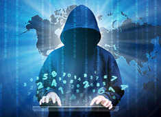 Over 100 computers affected in a suspected malware attack at cyber hub NIC