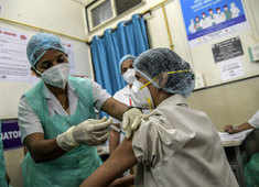 1 severe, 51 minor cases of adverse events were reported on day 1: Jain on vaccination drive in Delhi