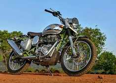 Autocar Show: 2019 Royal Enfield Bullet Trials 500 first ride review