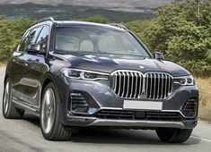 Autocar Show: 2019 BMW X7 test drive review