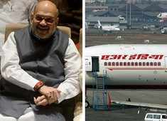 Air India sale: Amit Shah to head reconstituted ministerial panel