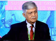 Lessons from a volatile, uncertain, complex and ambiguous world by Gen VP Malik | ET GBS 2020
