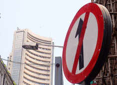 Sensex gives up 50K, falls 167 pts on profit-booking; Nifty slips below 14,600