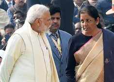 PM Modi reviews economy with FM Sitharaman, discusses growth revival measures