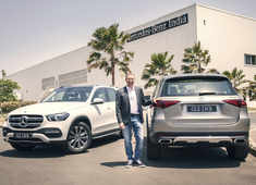 Mercedes-Benz launches top-end variants of GLE LWB in India