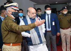 Republic Day 2021: Amit Shah holds high-level meeting with Delhi Police officials