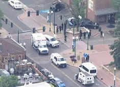 US: 3 killed in Denver-area shooting, including officer, suspect
