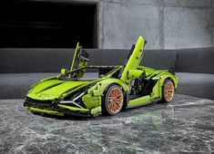 Build your own Lamborghini
