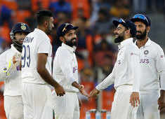 India wins 3rd test against England by 10 wickets, inches closer to WTC final