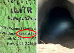 J&K: BSF detects cross-border tunnel in Kathua, 'made in Karachi' bags found
