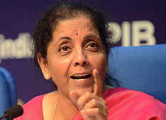 NDA inherited a fragile economy from UPA, it took PM from 2014-2018 to revive the economy:  Nirmala Sitharaman