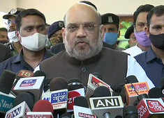 Chhattisgarh attack: Govt determined to end Naxal menace, says HM Amit Shah