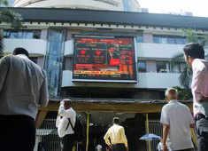 RIL, IT stocks drag Sensex 346 points lower; Nifty below 10,700; Bajaj Finance drops 5%