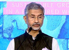 Dr S. Jaishankar on Indian Foreign Policy in Era of Geo-Political Volatility| Full Session| ET GBS 2020