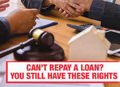 Can't repay a loan? You still have these rights