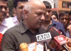 3 lakh CCTV cameras to be installed across Delhi in 50 days: Manish Sisodia