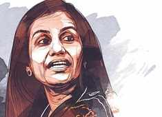 CBI files FIR against former ICICI Bank CEO Chanda Kochhar
