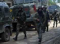 Four terrorists, including two missing SPOs, killed in Pulwama encounter