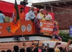 Haryana: Ahead of assembly polls, CM Khattar begins 'Jan Ashirwad Yatra' from Panchkula