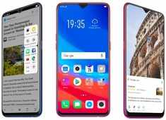 Oppo launches F9 & F9 Pro phones in India, starting price fixed at Rs 19,990