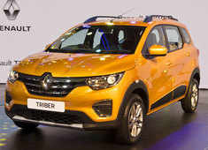 Renault Triber launched today: 7-seater car in Rs 5 lakh?