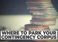 In crises like Covid, Franklin, where should you keep emergency fund?